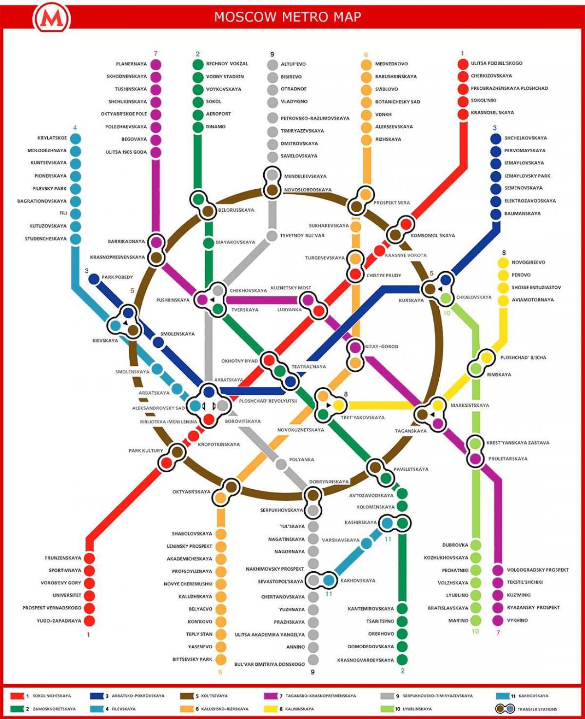 новогиреево метро схема москва